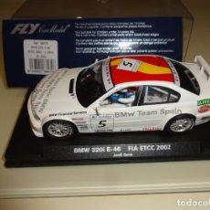 Slot Cars: FLY. BMW 320I E-46. REF. 88079. Lote 222444871