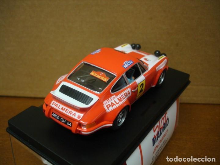Slot Cars: FLY PORSCHE 911 FOROSLOT MADRID 2020 NUEVO CON SU CAJA ORIGINAL - Foto 3 - 222962211