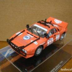 Slot Cars: FLY LANCIA 037 SAFARY REF-A2009 NUEVO CON SU CAJA ORIGINAL. Lote 222986338