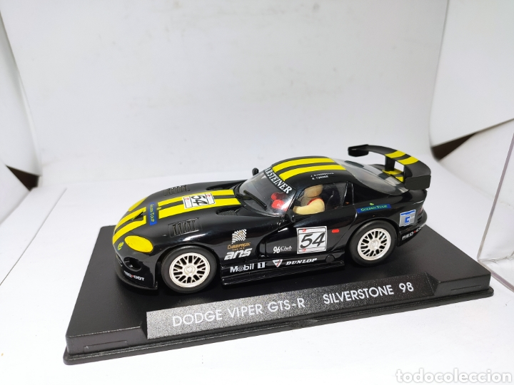 FLY DODGE VIPER GTS-R SILVERSTONE 98 (Juguetes - Slot Cars - Fly)