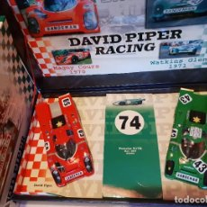 Slot Cars: EDICION ESPECIAL FLY PORSCHE 917 DAVID PIPER REF.-96010. Lote 224051607