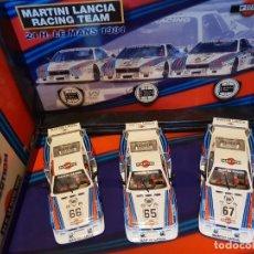 Slot Cars: EDICION ESPECIAL FLY LANCIA BETA REF.-TEAM01 UNIDAD 0000. Lote 224051940