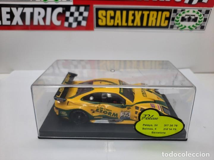 """Slot Cars: LISTER STORM """" Donington Park 1999 """" FLY #25 SCALEXTRIC - Foto 11 - 224662813"""