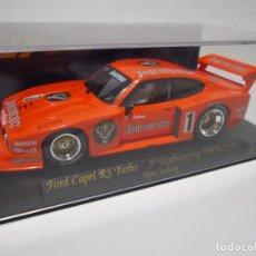 Slot Cars: FORD CAPRI RS TURBO FLY NUEVO. Lote 224808666
