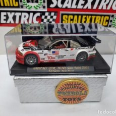Slot Cars: BMW M3 GTR ALMS SEARS POINT 2001 #10 FLY SCALEXTRIC. Lote 225539637