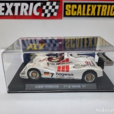 Slot Cars: JOEST PORSCHE 1° LE MANS 97 #7 FLY SCALEXTRIC. Lote 225542958