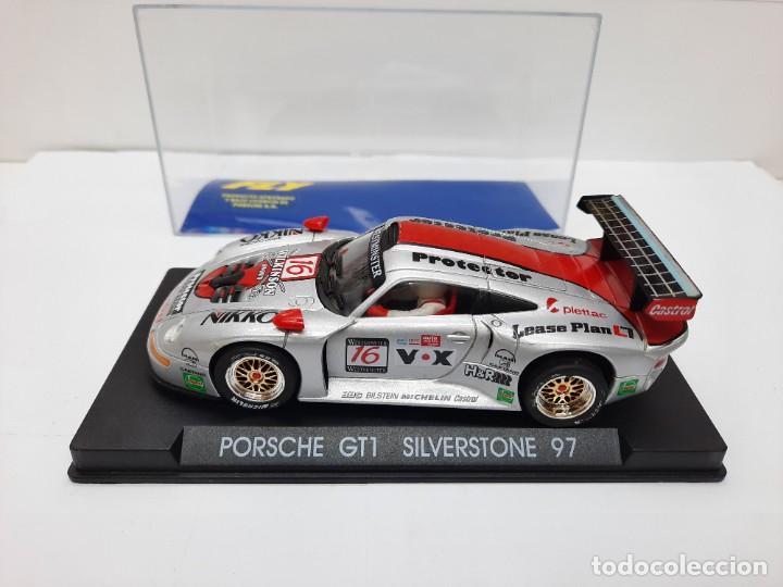 Slot Cars: PORSCHE GT1 SILVERSTONE 97 #16 FLY SCALEXTRIC - Foto 8 - 225553105