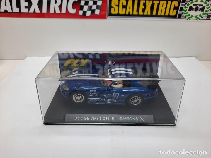 DODGE VIPER GTS-R DAYTONA 96 #97 FLY SCALEXTRIC (Juguetes - Slot Cars - Fly)