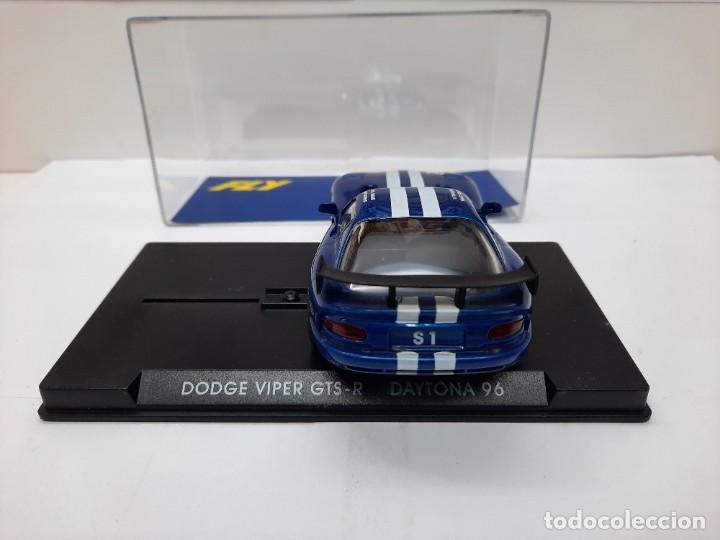 Slot Cars: DODGE VIPER GTS-R DAYTONA 96 #97 FLY SCALEXTRIC - Foto 3 - 225562258