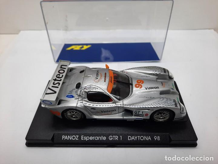 Slot Cars: PANOZ Esperante GTR 1 DAYTONA 98 #99 FLY SCALEXTRIC - Foto 4 - 225565942