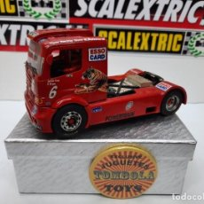 Slot Cars: MERCEDES CAMION BENZ FIA ETRC #6 GB TRACK FLY SCALEXTRIC. Lote 225898520