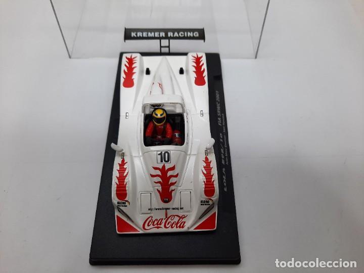 Slot Cars: LOLA B98/10 FIA SRWC 2001 COCA COLA FLY #10 SCALEXTRIC - Foto 8 - 226226025
