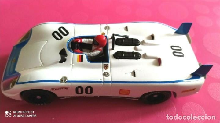 Slot Cars: SLOT PORSCHE 908 FLUNDER FLY ESCALA 1/32 - Foto 4 - 227631930