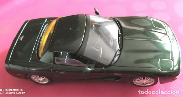Slot Cars: SLOT FLY CORVETTE C5 A543 Z06 ESCALA 1/32 - Foto 2 - 227749135