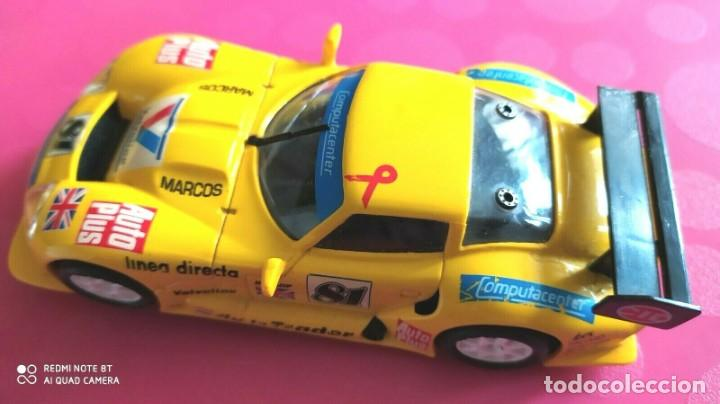 SLOT MARCOS 600 LM Nº 81 FLY ESCALA 1/32 (Juguetes - Slot Cars - Fly)