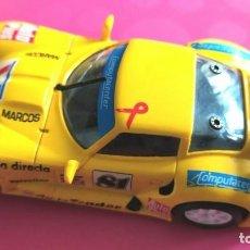 Slot Cars: SLOT MARCOS 600 LM Nº 81 FLY ESCALA 1/32. Lote 227769535