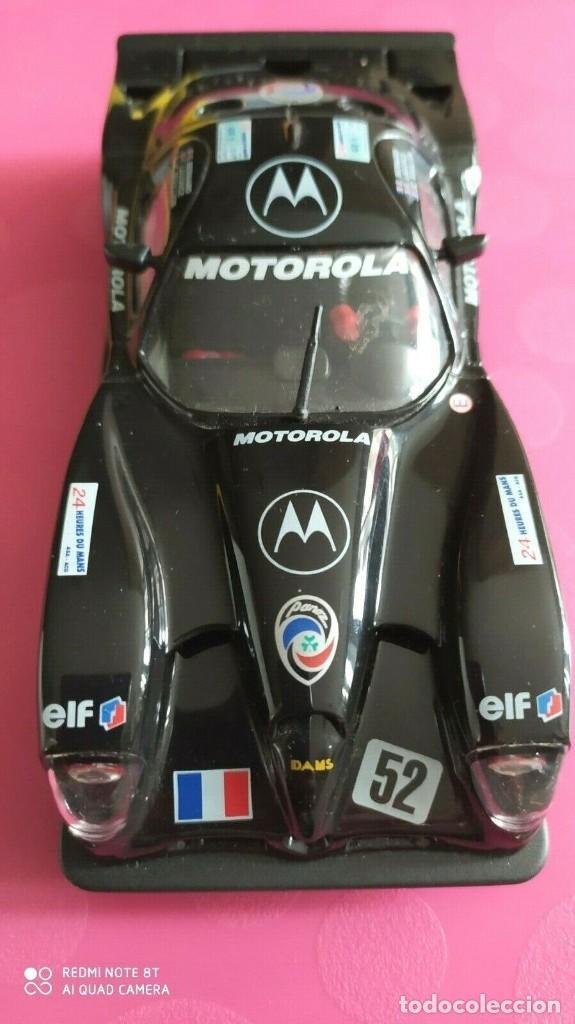 Slot Cars: SLOT FLY A-62 PANOZ ESPERANTE GTR1 24 HORAS LE MANS 1997 ESCALA 1/32 - Foto 3 - 227771810