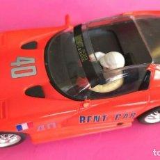 Slot Cars: DODGE VIPER GTS R LE MANS 94 FLY ESCALA 1/32. Lote 227901230