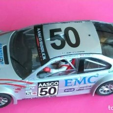 Slot Cars: BMW M3 GTR RACING Nº 50 FLY 24H. DAYTONA 2002 ESCALA 1/32. Lote 227907670