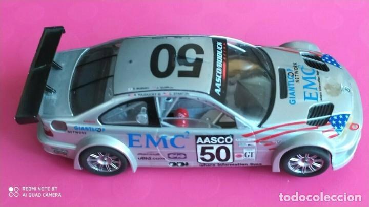 Slot Cars: BMW M3 GTR RACING Nº 50 FLY 24H. DAYTONA 2002 ESCALA 1/32 - Foto 2 - 227907670