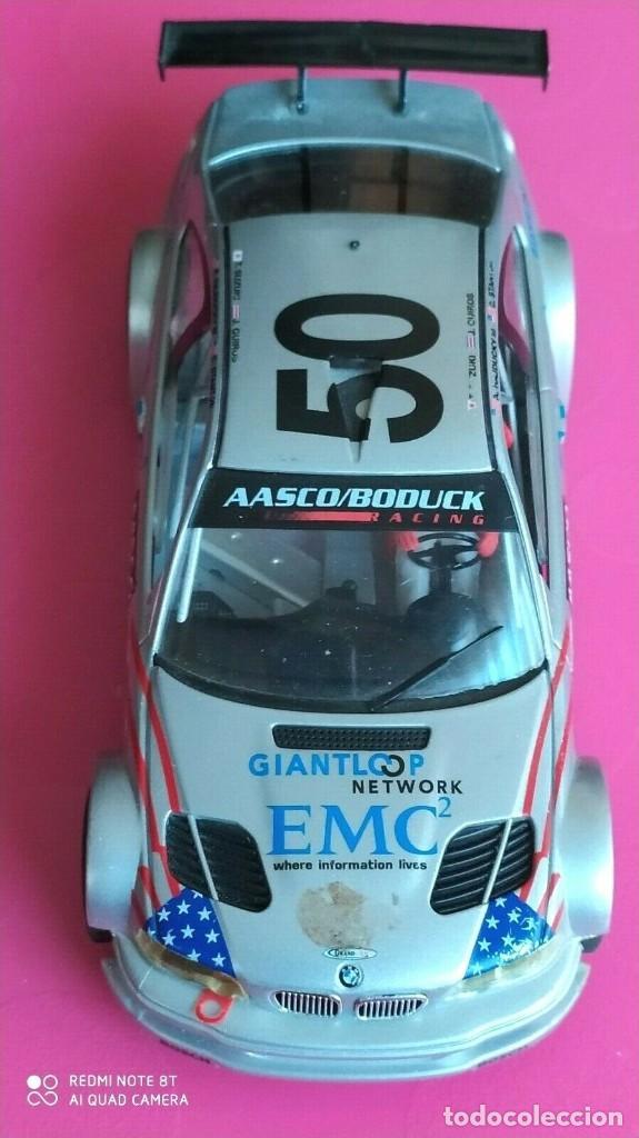 Slot Cars: BMW M3 GTR RACING Nº 50 FLY 24H. DAYTONA 2002 ESCALA 1/32 - Foto 3 - 227907670