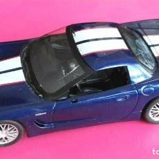 Slot Cars: CHEVROLET CORVETTE C5 Z06 COMMEMORATIVE EDITION FLY ESCALA 1/32. Lote 227909115