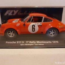 Slot Cars: PORSCHE 911 S DE FLY REF.-88134. Lote 228003135