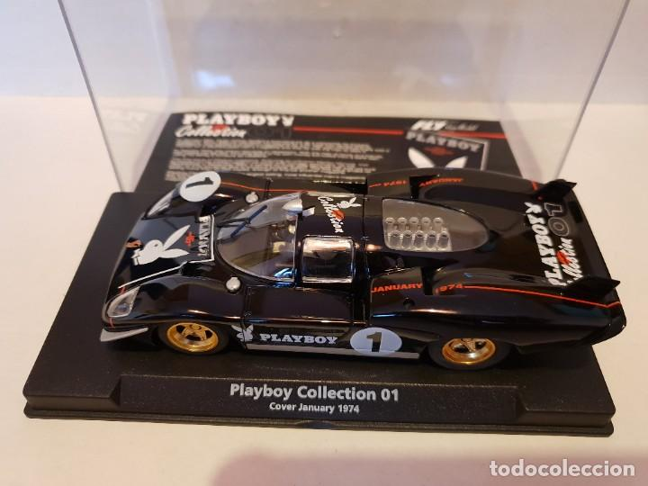 COCHE COLLECTION PLAYBOY DE FLY REF.-99017 (Juguetes - Slot Cars - Fly)