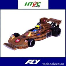 Slot Cars: FLY HESKETH 308 #25 WARSTEINER GP ALEMANIA 1975 HARALD ERTL A2032. Lote 228245180