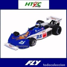 Slot Cars: FLY HESKETH 308 #25 PENTHOUSE GP ALEMANIA 1976 GUY EDWARDS A2031. Lote 228244790