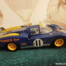 Slot Cars: FLY. FERRARI 512 S CODA LUNGA SUNOCO EDITION ESPECIAL. Lote 229608470