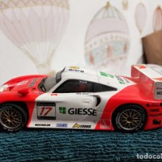 Slot Cars: PORSCHE 911 GT1 EVO MARLBORO SEBRING FIA GT 1997 (FLY CAR MODEL). Lote 230264470