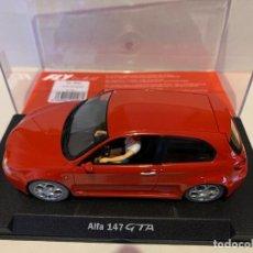 Slot Cars: ALFA ROMEO 147 GTC CON LUZ DE FLY REF- A-741L - 99008. Lote 230302025