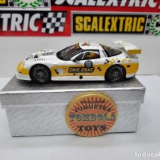 "Slot Cars: CORVETTE C5R FLY ""20 ANIVERSARIO "" CRIC CRAC SCALEXTRIC. Lote 232295505"
