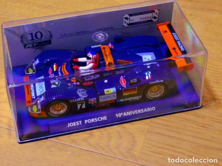 Slot Cars: FLY 96083 A-2002 JOEST PORSCHE 10º Aniversario - Foto 2 - 233981520