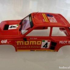 Slot Cars: CARROCERIA RENAULT 5 DECORACION MOMO DE FLY. Lote 236020830
