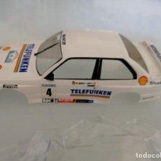 Slot Cars: CARROCERIA BMW M3 DECORACION TELEFUNKEN DE FLY. Lote 236021605