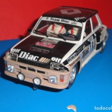 Slot Cars: RENAULT 5 TURBO DIAC. FLY. Lote 236035045