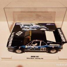Slot Cars: BMW M1 REF.-99110 DE FLY EDICION LIMITADA. Lote 236066905