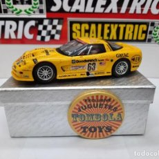 "Slot Cars: CORVETTE C5R ""EDICION LIMITADA CRIC "" #63 SLOT FLY SCALEXTRIC !! DESCRIPCION.... Lote 236806830"