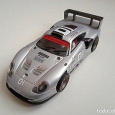 Slot Cars: PORSCHE GT1 EVO. GB TRACK. Lote 236980075