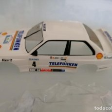 Slot Cars: CARROCERIA BMW M3 DECORACION TELEFUNKEN DE FLY. Lote 236999645