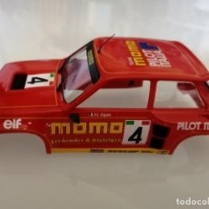 Slot Cars: CARROCERIA RENAULT 5 DECORACION MOMO DE FLY. Lote 236999680