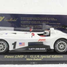 Slot Cars: FLY E-91 PANOZ LMP-1 U.S.A. SPECIAL EDITION. Lote 237262415