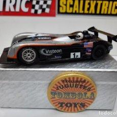 Slot Cars: PANOZ LMP-1 (LE MANS 1999 ) 1° PETIT ( FLY SCALEXTRIC !! DESCRIPCION.... Lote 238827450