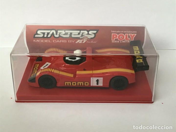 FLY 87003 PORSCHE JOEST MOMO NÚM. 1 (Juguetes - Slot Cars - Fly)