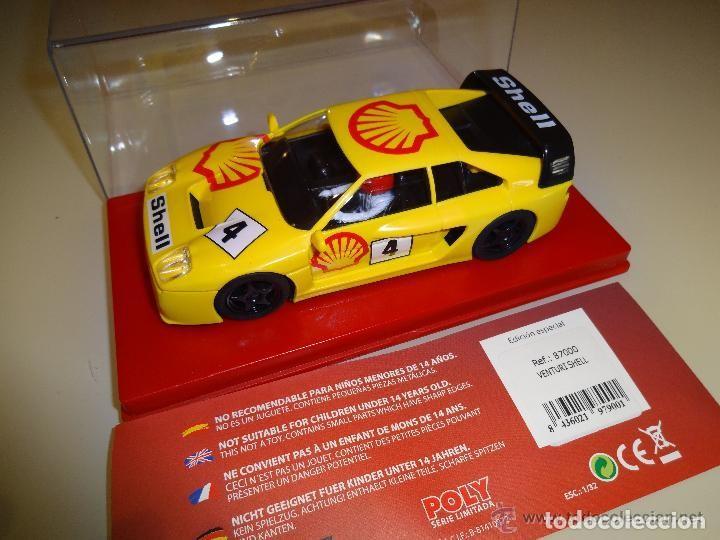 FLY 87000 VENTURI SHELL NÚM. 4 (Juguetes - Slot Cars - Fly)