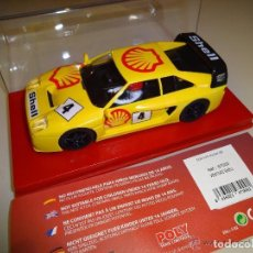 Slot Cars: FLY 87000 VENTURI SHELL NÚM. 4. Lote 239831005