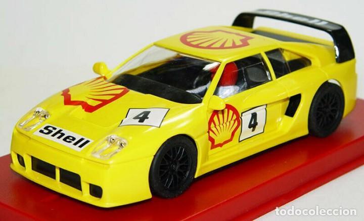 Slot Cars: FLY 87000 VENTURI Shell núm. 4 - Foto 2 - 239831005