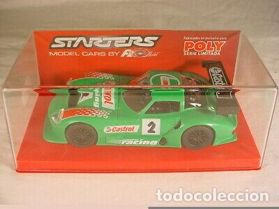 FLY 87001 MARCOS LM 600 CASTROL NÚM. 2 (Juguetes - Slot Cars - Fly)